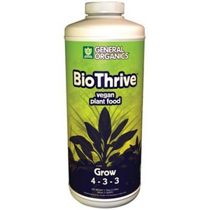 General Organics Bio Thrive Grow