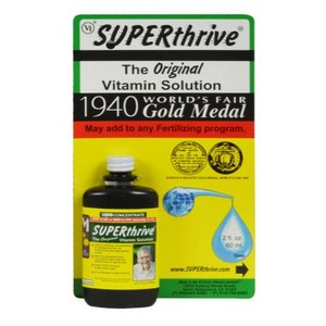Vitamin Institute® Superthrive®