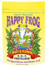 Happy Frog Fruit and Flower 5-8-4