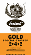 Gold Special Starter 2-4-2