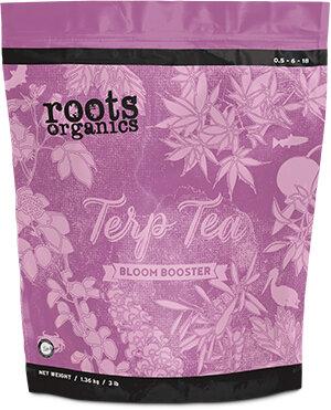 Roots Organics Terp Tea Bloom Booster