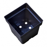 Plastic Pot 3.5 in x 3.5 in