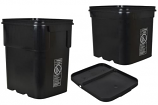 EZ Store™ Container/Buckets 8 & 13 Gallon & Lid