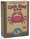Down To Earth Crab Meal 4-3-0