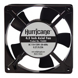 "Hurricane 4.5"" Axial Fan"