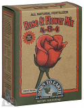 Down to Earth Rose & Flower Mix 4-8-4