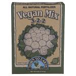 Down to Earth Vegan Mix 3-2-2 6lb